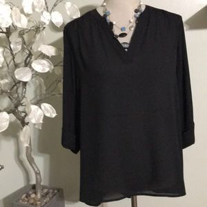 NEW DIRECTIONS HIGH LOW TUNIC